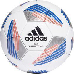 Adidas Tiro Competition Wedstrijdbal - Wit / Blauw