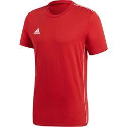 Adidas Core 18 Basic T-Shirt Kinderen - Rood