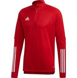 Adidas Condivo 20 Ziptop Enfants - Rouge