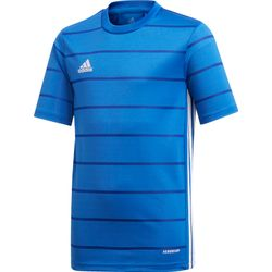 Adidas Campeon 21 Shirt Korte Mouw - Royal