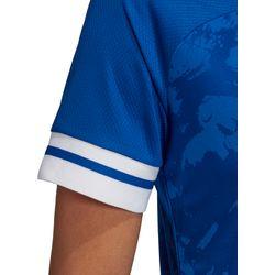 Voorvertoning: Adidas Condivo 20 Shirt Korte Mouw Dames - Royal