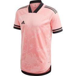 Adidas Condivo 20 Shirt Korte Mouw - Roze