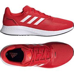 Adidas Runfalcon 2.0 Hardloopschoenen Heren - Rood / Wit