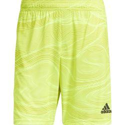 Adidas Condivo 21 Keepershort Heren - Fluogeel