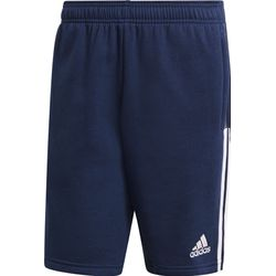 Adidas Tiro 21 Short Sweat Hommes - Marine