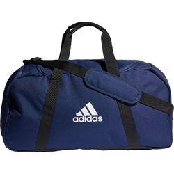 Adidas Tiro Medium Sporttas Met Zijvakken - Marine