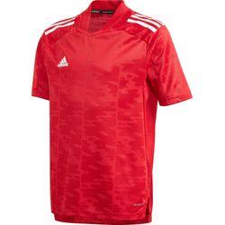 Adidas Condivo 21 Shirt Korte Mouw Kinderen - Rood