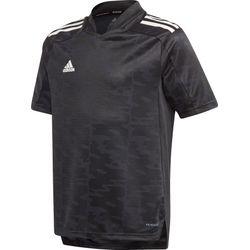 Adidas Condivo 21 Shirt Korte Mouw Kinderen - Zwart