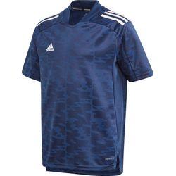 Adidas Condivo 21 Shirt Korte Mouw Kinderen - Marine