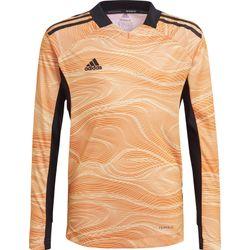 Adidas Condivo 21 Keepershirt Lange Mouw Kinderen - Fluo Oranje
