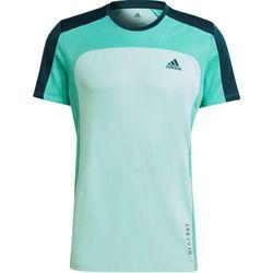 Adidas Heat.Rdy T-Shirt Running Hommes - Menthe