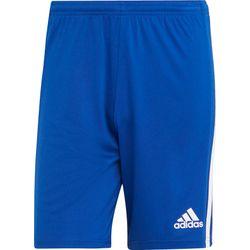 Adidas Squadra 21 Short Hommes - Royal / Blanc