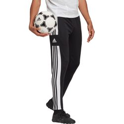 Adidas Squadra 21 Trainingsbroek Heren - Zwart / Wit