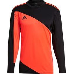 Adidas Squadra 21 Maillot De Gardien Manches Longues Hommes - Rouge Fluo / Noir