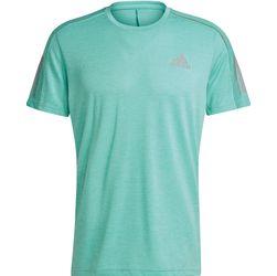 Adidas Own The Run T-Shirt Running Hommes - Menthe