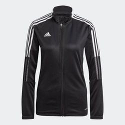 Adidas Tiro 21 Trainingsvest Dames - Zwart