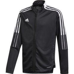 Adidas Tiro 21 Polyestervest Kinderen - Zwart