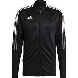 Adidas Tiro 21 Polyestervest Heren - Zwart