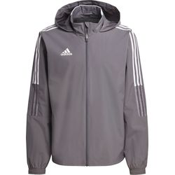 Adidas Tiro 21 Allweather Jack Heren - Grijs