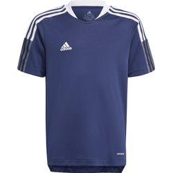 Adidas Tiro 21 T-Shirt Kinderen - Marine