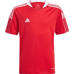 Adidas Tiro 21 T-Shirt Kinderen - Rood