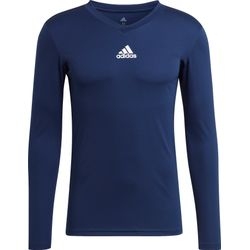 Adidas Base Tee 21 Maillot Manches Longues Hommes - Marine