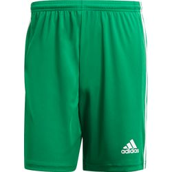 Adidas Squadra 21 Short Hommes - Vert / Blanc