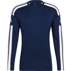 Adidas Squadra 21 Maillot À Manches Longues Hommes - Marine / Blanc