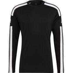 Adidas Squadra 21 Maillot À Manches Longues Hommes - Noir / Blanc