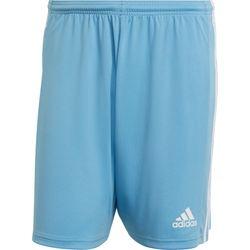 Adidas Squadra 21 Short Heren - Hemelsblauw / Wit