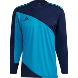 Adidas Squadra 21 Maillot De Gardien Manches Longues Hommes - Turquoise / Marine