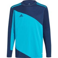 Adidas Squadra 21 Maillot De Gardien Manches Longues Enfants - Turquoise / Marine