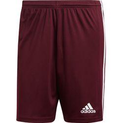 Adidas Squadra 21 Short Heren - Bordeaux / Wit