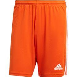 Adidas Squadra 21 Short Hommes - Orange / Blanc