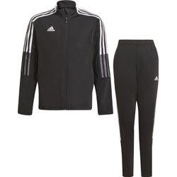 Adidas Tiro 21 Trainingspak Kinderen - Zwart