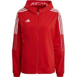 Adidas Tiro 21 Coupe-Vent Femmes - Rouge