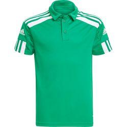 Adidas Squadra 21 Polo Kinderen - Groen / Wit
