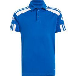 Adidas Squadra 21 Polo Kinderen - Royal / Wit