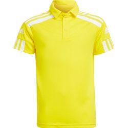 Adidas Squadra 21 Polo Kinderen - Geel / Wit