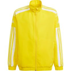 Adidas Squadra 21 Vrijetijdsvest Kinderen - Geel / Wit