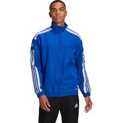 Adidas Squadra 21 Vrijetijdsvest Heren - Royal / Wit