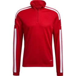 Adidas Squadra 21 Trainingstop Heren - Rood / Wit