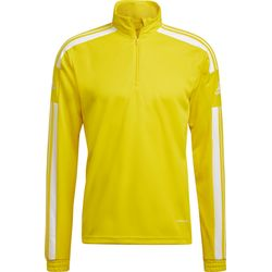 Adidas Squadra 21 Trainingstop Heren - Geel / Wit