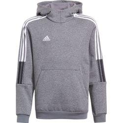Adidas Tiro 21 Sweater Met Kap Kinderen - Grijs