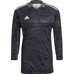 Adidas Condivo 21 Keepershirt Lange Mouw Heren - Zwart
