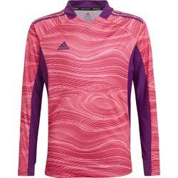 Adidas Condivo 21 Keepershirt Lange Mouw Kinderen - Roze