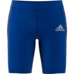 Adidas Techfit Short Tight Heren - Royal
