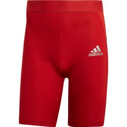 Adidas Techfit Short Tight Heren - Rood