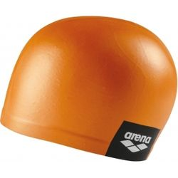 Arena Logo Bonnet De Bain - Orange