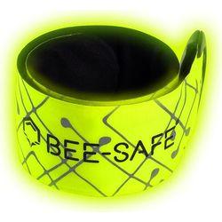 Bee Safe Led Click Band Usb - Jaune Fluo